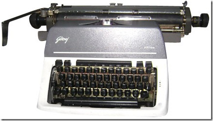 godrej_prima_brief_size_15inch_carriage_new_like_typewriter