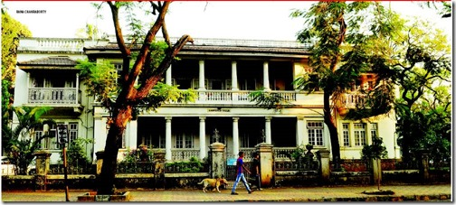 dadar parsi colony